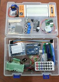 ARDUINO UNO R3 Basic Starter Kit