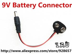 9v battery conector